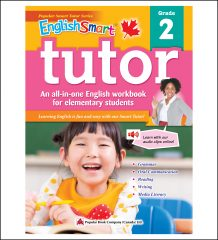 Canadian Curriculum English Workbook EnglishSmart Tutor grade 2