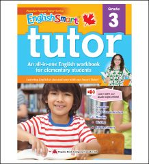 Canadian Curriculum English Workbook EnglishSmart Tutor grade 3