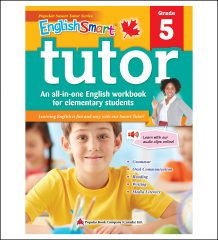 Canadian Curriculum English Workbook EnglishSmart Tutor grade 5