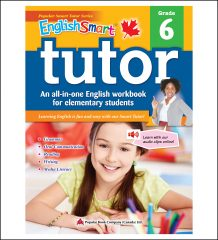 Canadian Curriculum English Workbook EnglishSmart Tutor grade 6