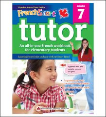 Canadian Curriculum French Workbook FrenchSmart Tutor grade 7